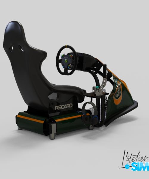 rs simulateur xr230
